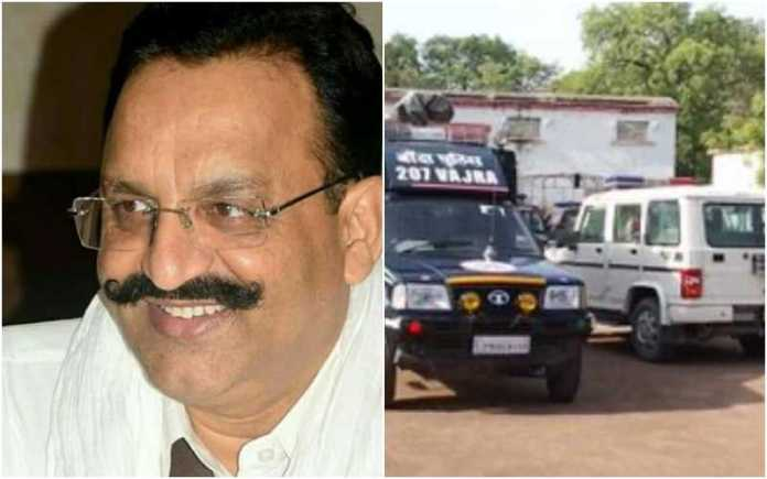 A team of UP Police has left for Punjab to bring Mukhtar Ansari