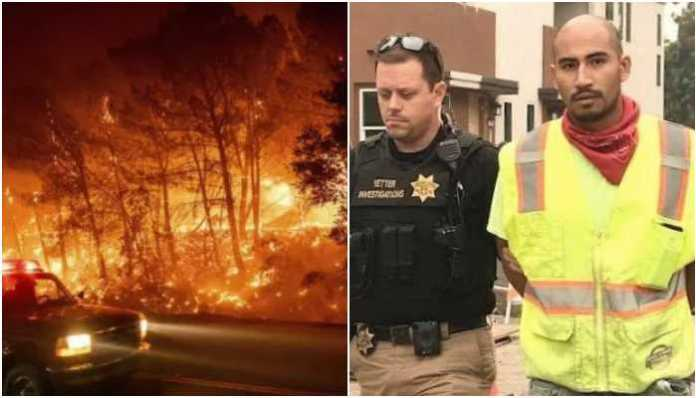California: The horrible Markley Fire of 2020 was started to cover up a murder, say police