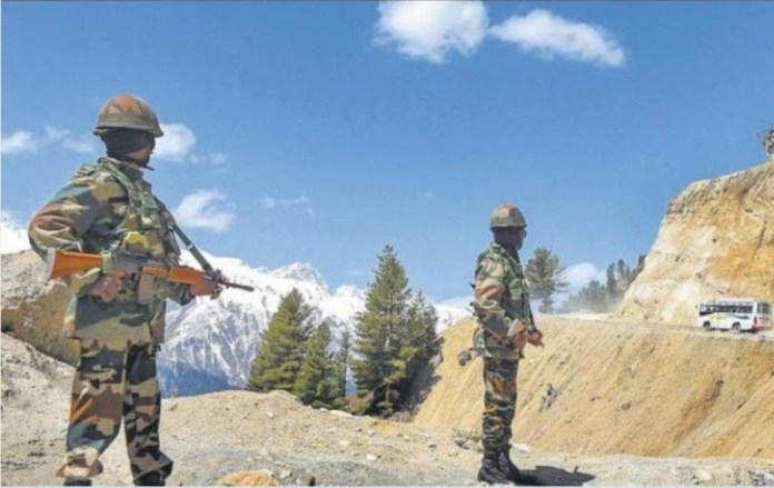 Amidst COVID-19 outbreak in India, China moves to strengthen its position along the friction points in Ladakh