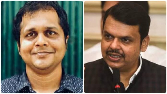 Saket Gokhale files complaint againt Devendra Fadnavis with Maha HM, gets complaint filed against him for spreading lies