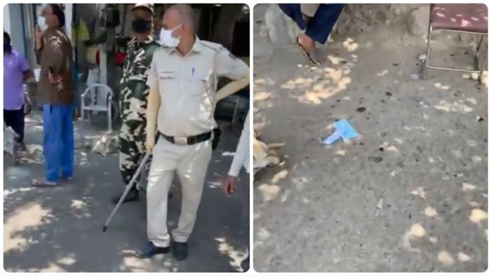 Friends of RSS group has accused Delhi Police personnel of institutional harassment