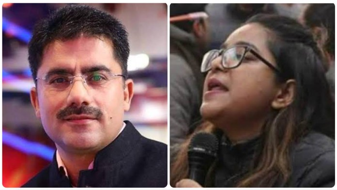 Safoora Zargar rants against Rohit Sardana after the latter's death due to COVID-19