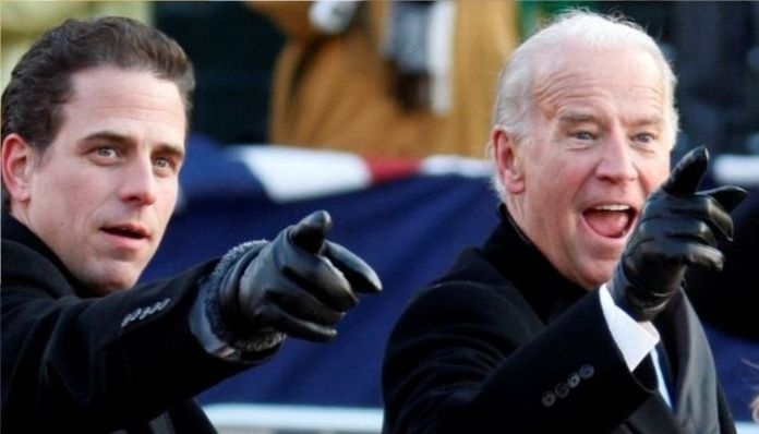 Laptop of Hunter Biden reveals his obsession with drugs, making porn films