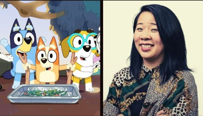 ABC journalist wants pre-school children's cartoon 'Bluey' to have 'diverse' representation, including dogs of colour