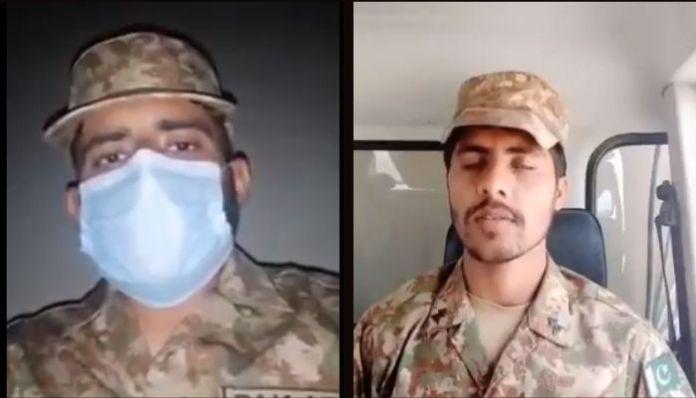 Viral video shows Pak solider threatening 'mutiny' against Imran Khan govt