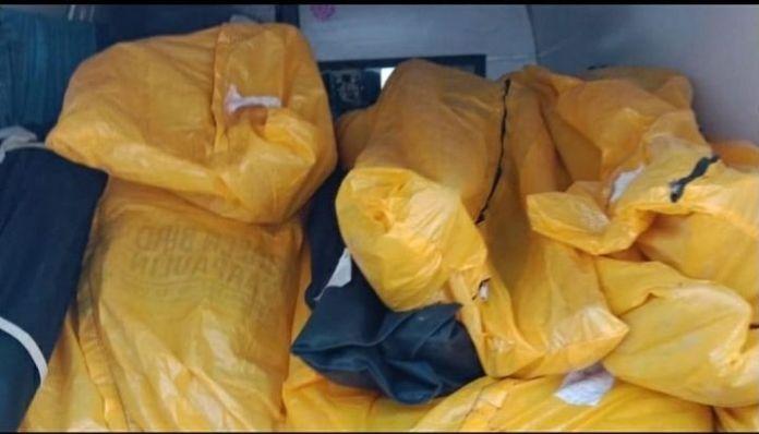Maharashtra: Amidst transport shortage, ambulance stuffs 22 dead bodies