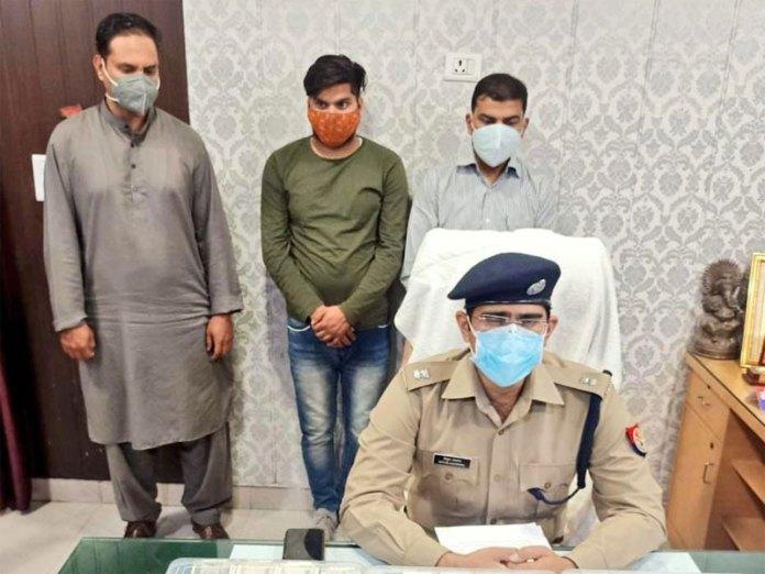 Dr Altamash and his associates arrested for black marketing live saving drugs