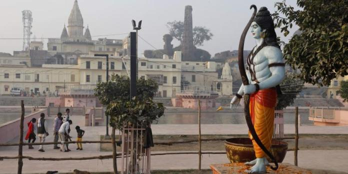 Temples in Ayodhya and other places announce curtailed celebrations as COVID-19 pandemic rages across the country
