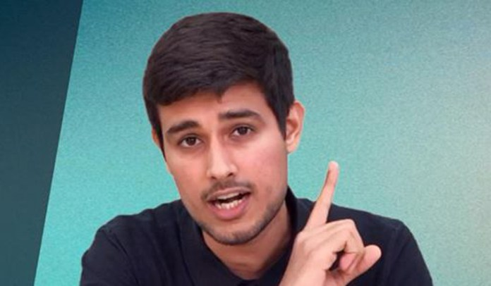 Dhruv Rathee blatantly lies about only BJP campaigning in West Bengal