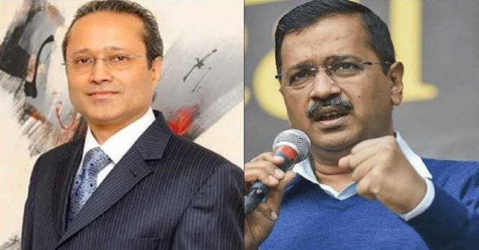 Times Now employees write letter to Times Group MD Vineet Jain, accuse the channel of going soft on Arvind Kejriwal due to ads