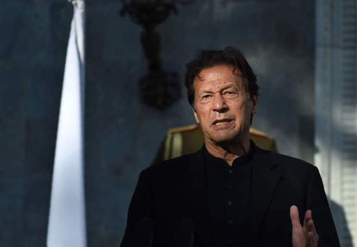 Pakistan PM Imran Khan expresses solidarity with India hours after Pakistani drones tried to infiltrate the Indian borders