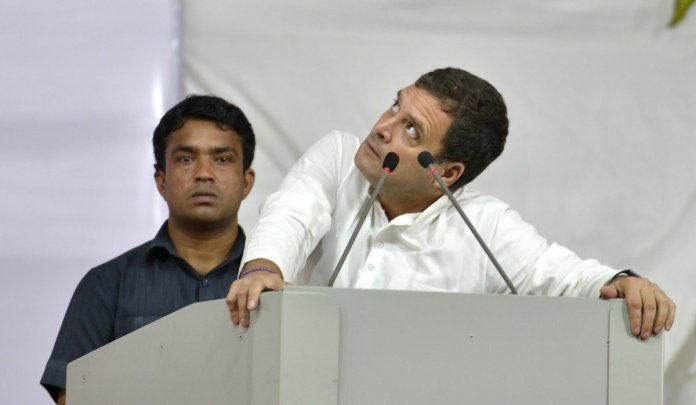 Rahul Gandhi cannot campaign in 5th phase of WB polls. Here is why