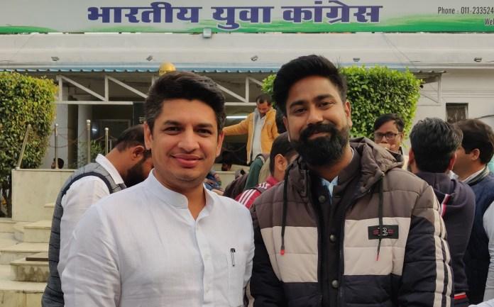 Congress leader Prashant Parashar arrested from Indore in connection with fake remdesivir nexus case