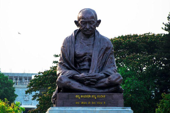 Local Muslims oppose Mahatma Gandhi statue in Lakshadweep