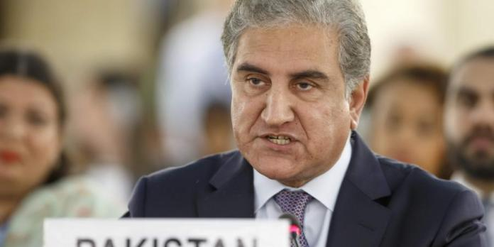 Pakistan Foreign Minister Shah Mahmood Qureshi backtracks after saying 'Article 370 is India's internal matter'