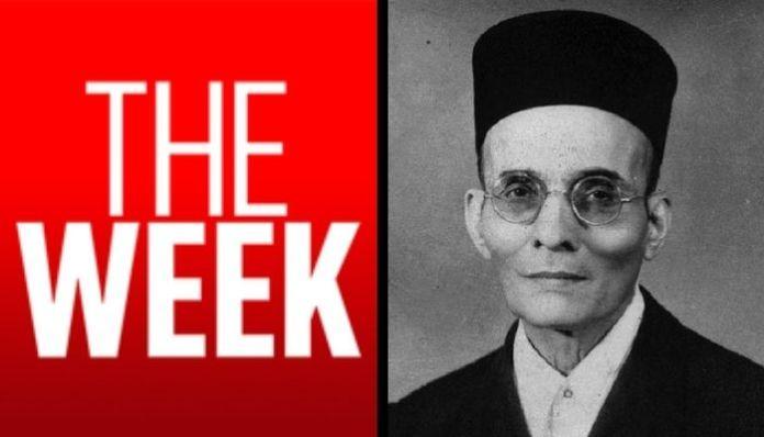 'The Week' magazine apologises for defaming Veer Savarkar 5 years ago