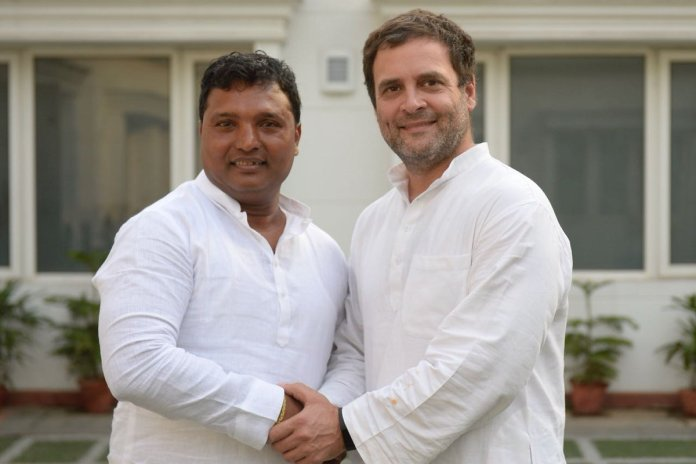 Youth Congress leader being hailed as Covid crisis hero fits Congress toolkit's plan of action perfectly