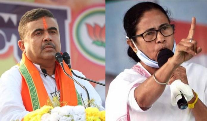 Suvendu Adhikari defeats Mamata Banerjee in Nandigram in West Bengal Assembly Elections