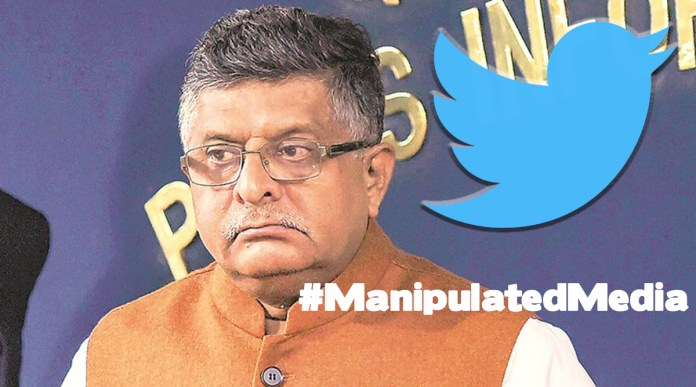 Twitter adds manipulated media tag to more Congress toolkit tweets by BJP leaders
