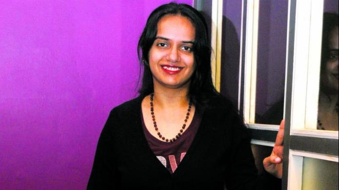 Japleen Pasricha called out for sexist jibe at Mayawati
