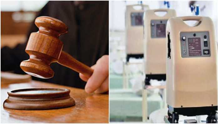 Delhi court orders seized oxygen concentrators to be used for judges, their family and police