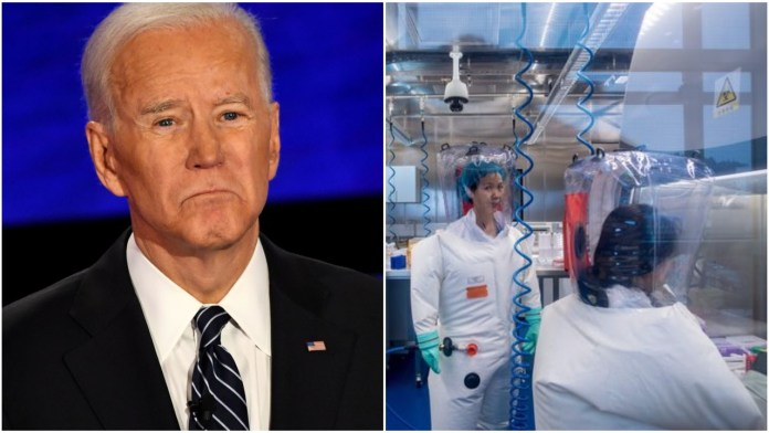 Biden administration has stopped a State Dept inquiry started by Mike Pompeo to examine the laboratory origins of Covid