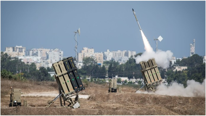 What is Israel's Iron Dome air-defence system? Here is an explainer