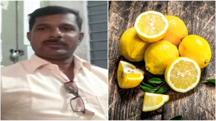 Some media reports that claimed that a teacher in Karnataka had died after pouring lime juice into his nostrils have gone viral on social media