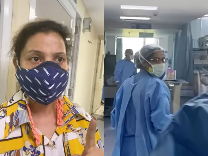 Actress Sambhavna Seth accuses Delhi hospital of negligence, blames them for her father's death