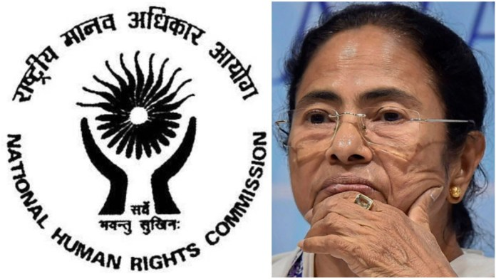 NHRC report condemns Bengal police, ruling TMC govt for allowing blatant violence and harassment of people who did not vote for them
