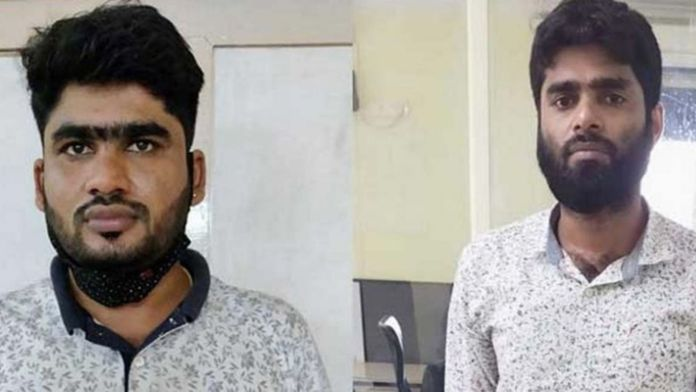 2 men nabbed by Military Intelligence and Anti Terror Cell for helping Pakistani spies