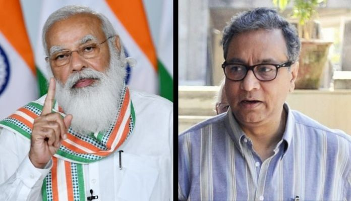 Under Jawhar Sircar, Doordarshan aired 'edited interview' of PM Modi in 2014