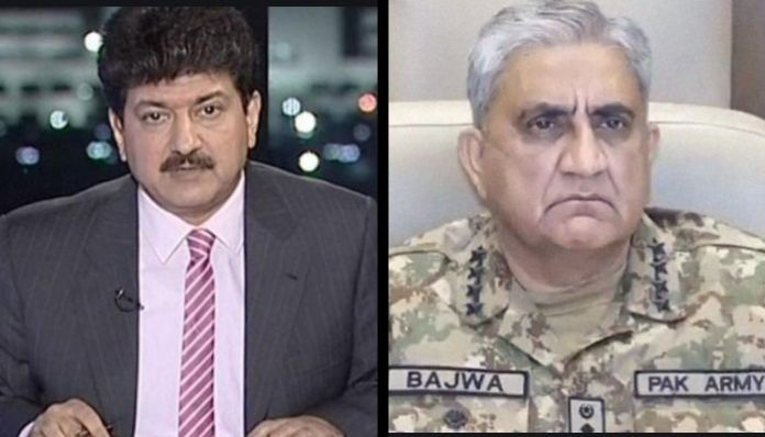 Pakistan: Hamid Mir apologises after lambasting army and ISI over attacks on journalists