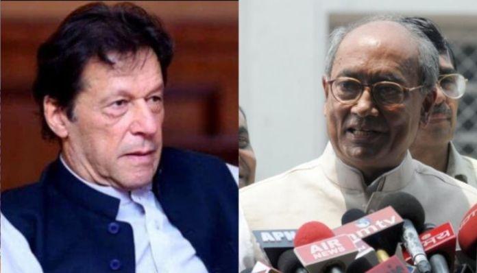 Digivijaya Singh hints at reintroducing Article 370 to Pakistani journalist