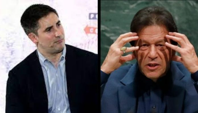 Imran Khan gets rattled after interviewer grills him on 'Uyghur Muslim' issue