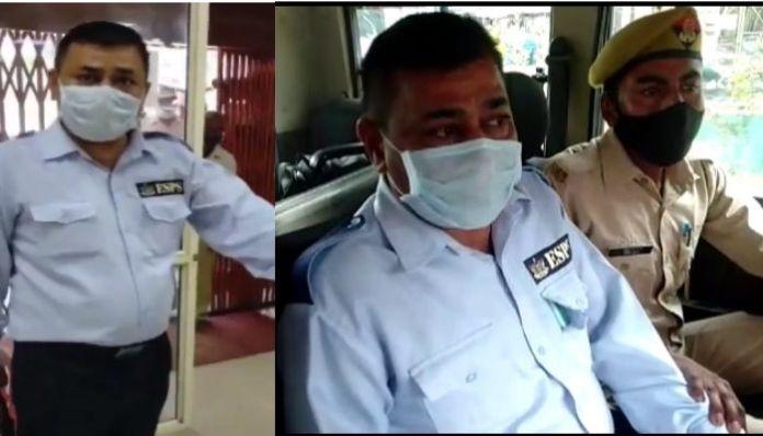 Jetzt ist es passiert. Mann in Indien angeschossen, weil er keine Maske getragen hat