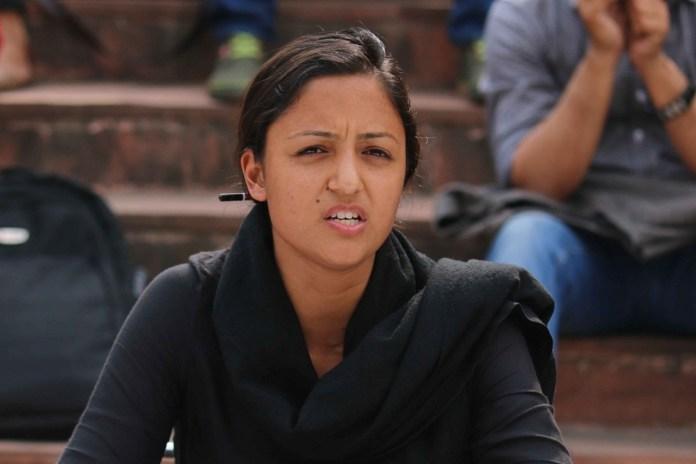 Shehla Rashid trolled by Islamists