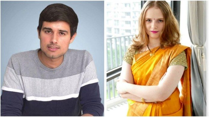 YouTuber Karolin Goswami faces harassment by Dhruv Rathee supporters