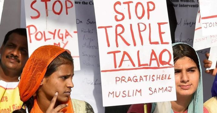 Gujarat: One Javed and Mushtaq booked for giving Triple Talaq to their wives
