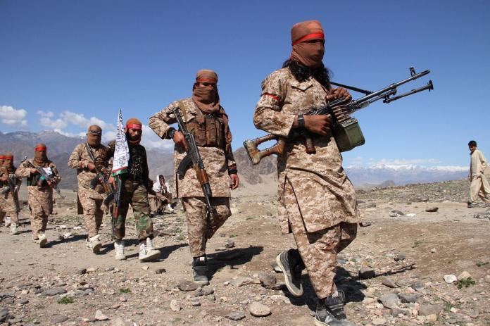 Taliban terrorists killed over 100 civilians in Spin Boldak, says Afghan govt