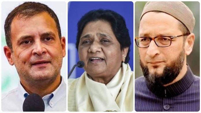 Opposition leaders claibrate their strategy ahead of UP assembly elections
