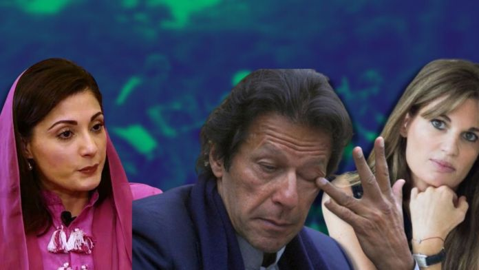 Maryam Nawaz responds to Imran Khan's comments with attack on Jemima and her children