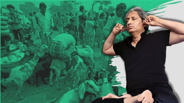 Ravish Kumar fumes at 'IT cell' for trying to bring media focus to Kerala's grim Covid situation