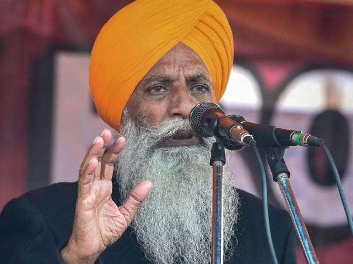Gurnam Singh Charuni