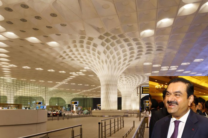 Congress supporters are spreading misleading information regarding Adani Group's takeover of Mumbai Airport