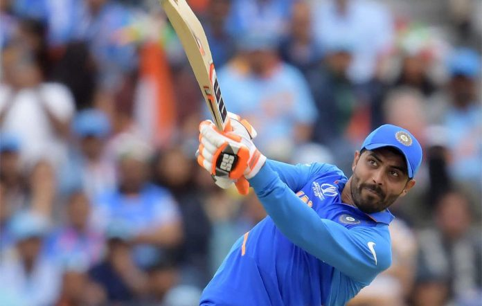 Ravindra Jadeja shows how to fight leftwing outrage mob who is perennially on the prowl against those who assert their Hindu roots