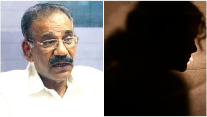 Kerala minister asks father of victim to resolve sexual harassment case 'in a nice manner'