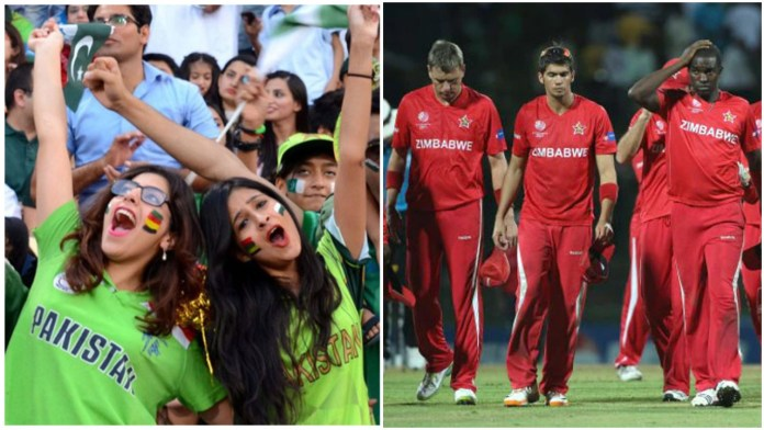 Pakistan fans angry on their cricket team over England series loss, ask them to play with Zimbabwe, Uganda or Hong Kong