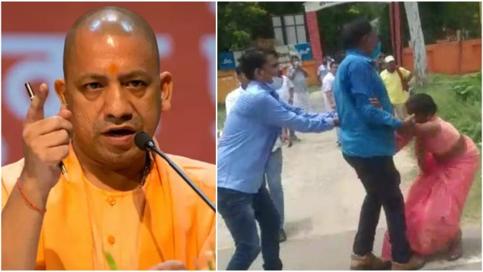 UP: CM orders strict action after Lakhimpur incident, suspends entire staff of police station for failing to maintain law and order