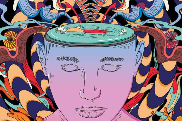 A quiet revolution in the field of mental health: Growing research on psychedelics and acceptance but skepticism remains